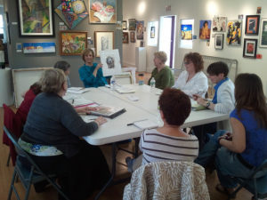 Partners in Art (RESCHEDULED) @ Del Ray Artisans Gallery | Alexandria | Virginia | United States