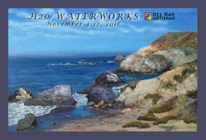 """H2O/WATERWORKS"" Artwork Pick Up @ Del Ray Artisans gallery | Alexandria | Virginia | United States"