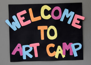 Welcome to Art Camp