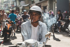Saigon Smoke by Nora Kubach