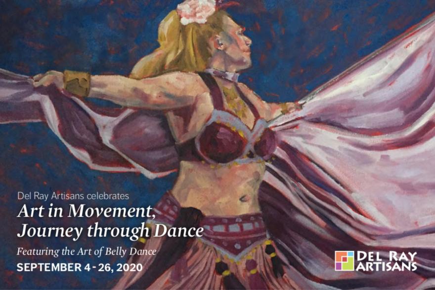 Art in Movement, Journey through Dance Art Exhibit